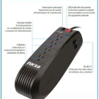 REGULADOR 2 FORZA 1000VA FVR-1001M
