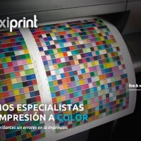 Flyers_MaxiPrint ESPECIALISTAS EN COLOR